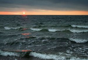 The Baltic Sea; as dark and brooding as its namesake beers