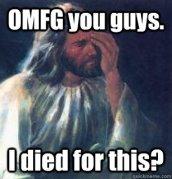 omfg jesus