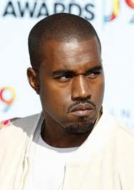The Kanye Face expresses exactly how I feel when dwelling on the negative