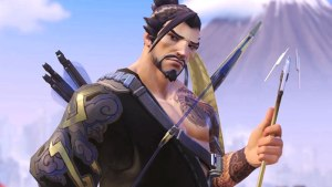 Hanzo is a great asset to your team. Three Hanzos are a definite sandbag.
