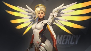 Mercy, Mercy me...healer is the class for me